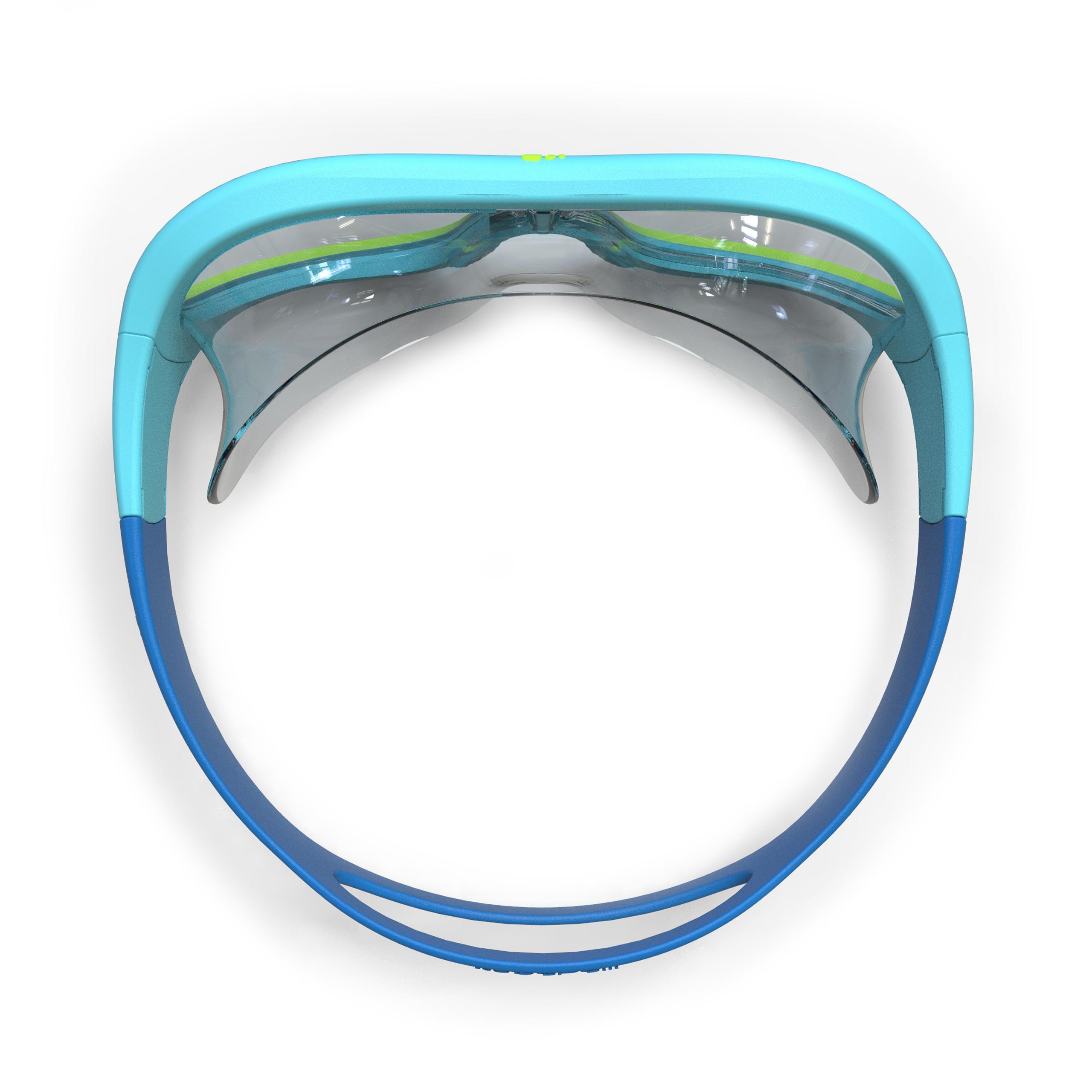 Swimdow Swimming Mask Size S - Blue Green