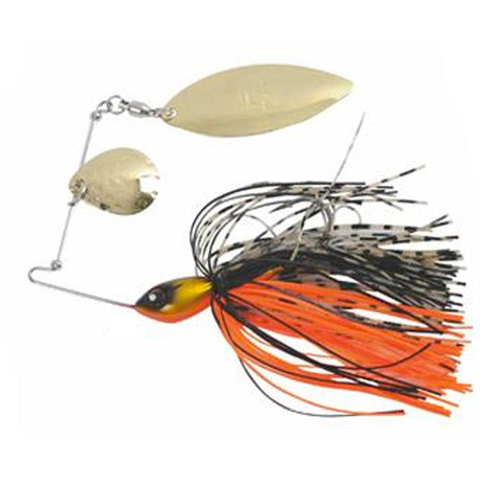 Spinnerbait voor roofvissen DB spin Kuro King 1/2 oz 14 g