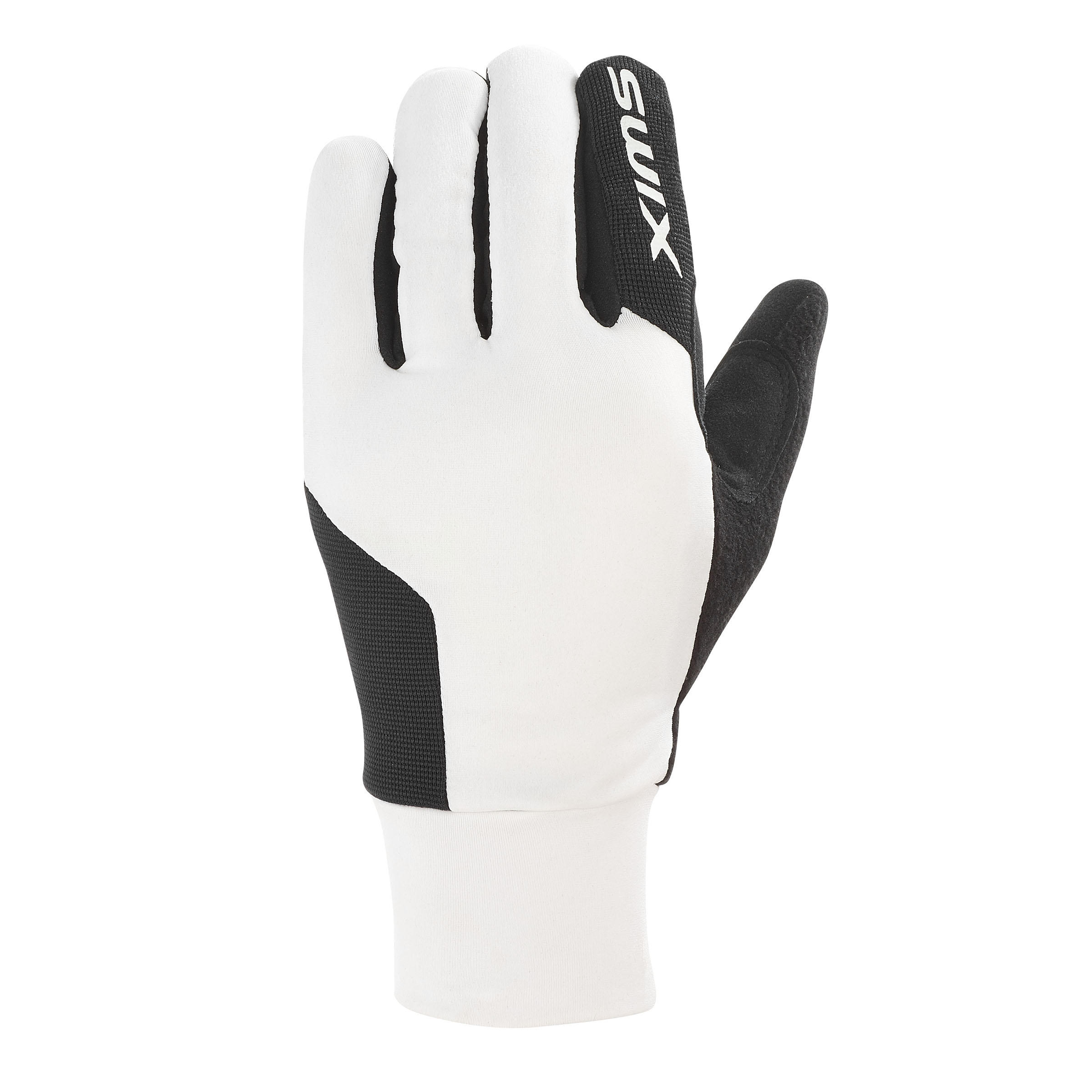 Swix Handschoenen Lynx voor dames, voor recreatief langlaufen wit