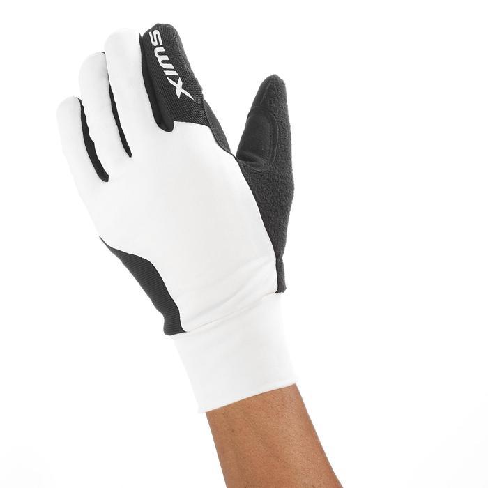 Langlaufhandschoenen voor dames XC S Lynx wit