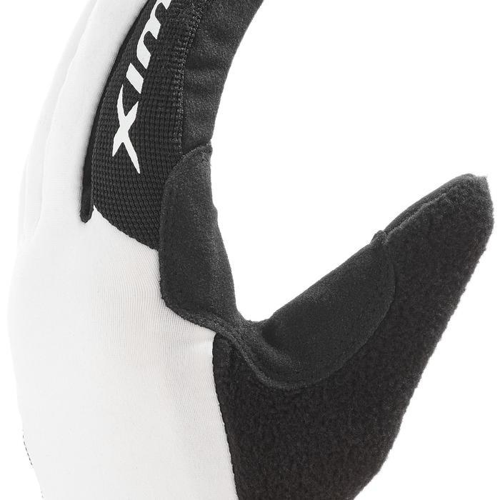 Gant ski de fond loisir Lynx femme blanc - 1246531