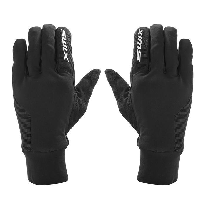 Gant ski de fond loisir Lynx homme noir - 1246533
