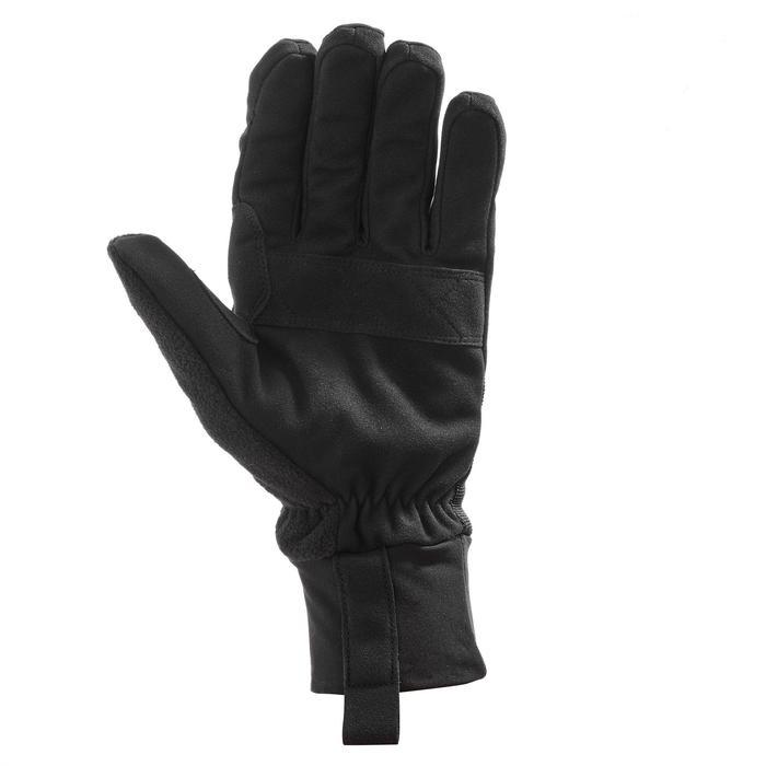 Gant ski de fond loisir Lynx homme noir - 1246545