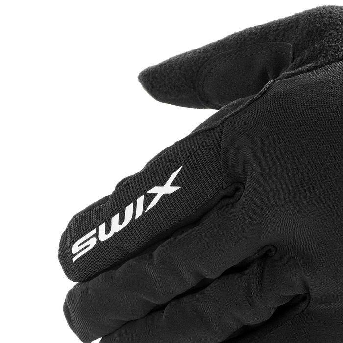 Gant ski de fond loisir Lynx homme noir - 1246561