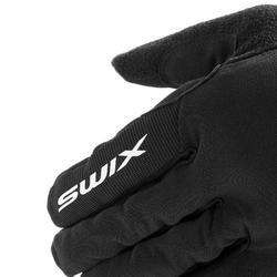 Guantes de esquí de fondo Lynx hombre XC S LYNX negro