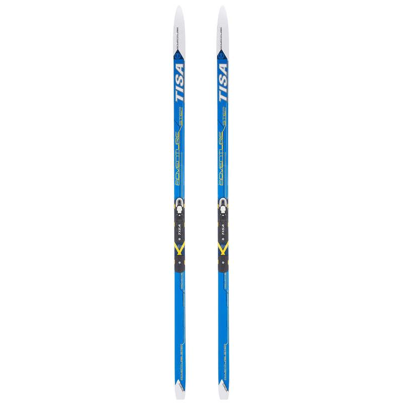 БЕГОВЫЕ ЛЫЖИ ДЛЯ ВЗРОСЛЫХ / КЛАССИЧЕСКИЙ СТИЛЬ Беговые лыжи - TISA ADVENTURE STEP 2019 TISA - Беговые лыжи