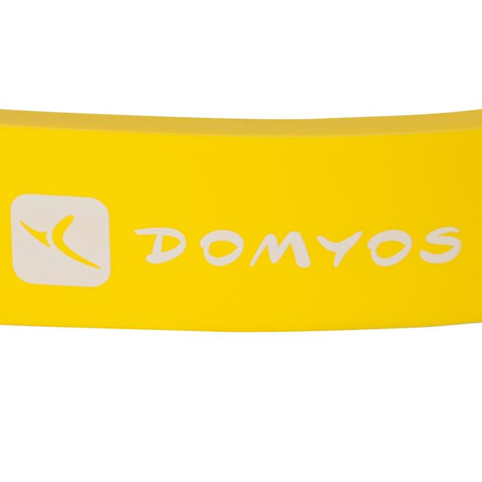 Goma Banda Elástica Cross- Training Domyos Amarillo 25KG