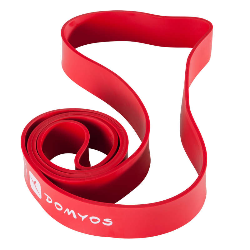 CROSS-TRAINING ACCESSORIES AND EQUIPMENT Fitness and Gym - Training Band 45 kg DOMYOS - Fitness and Gym