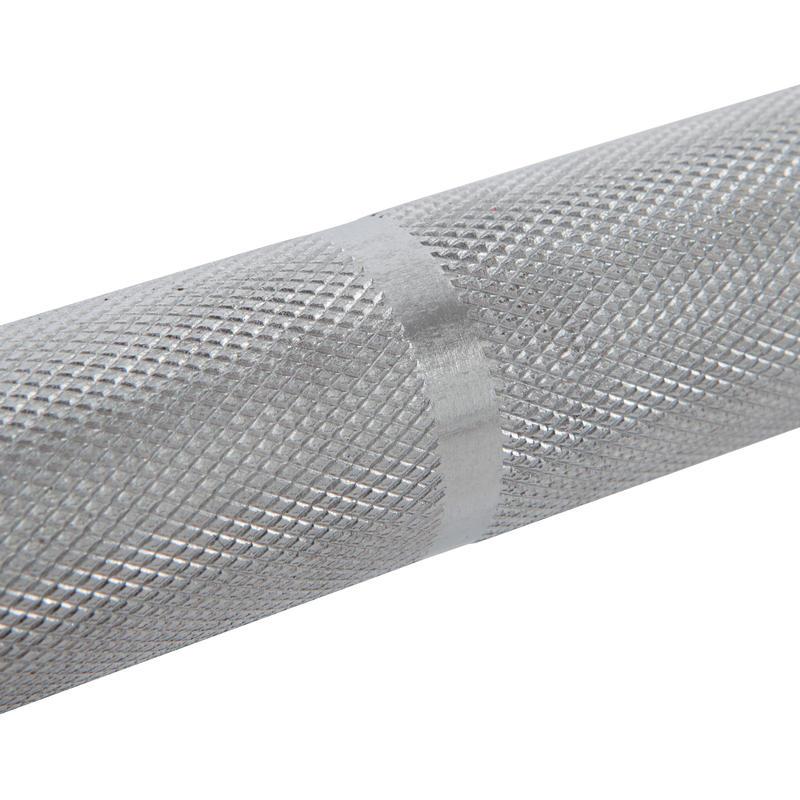 Weight-Lifting Bar 50mm Diameter Sleeve 25mm Grip 15kg