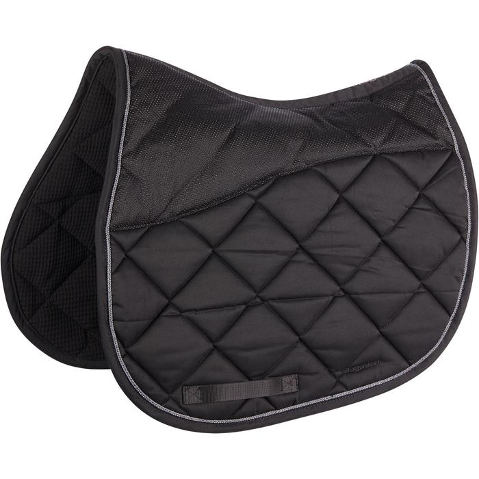 Mantilla de equitación caballo 540 negro