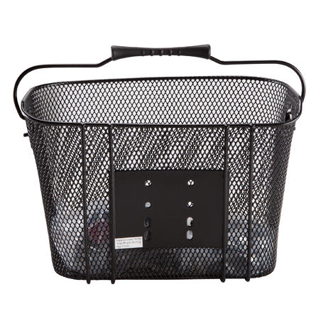 Metal Bike Basket – Kids