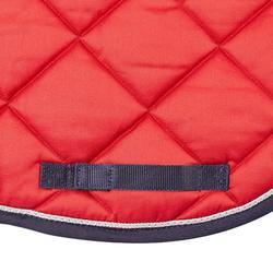 馬術鞍墊540-紅色