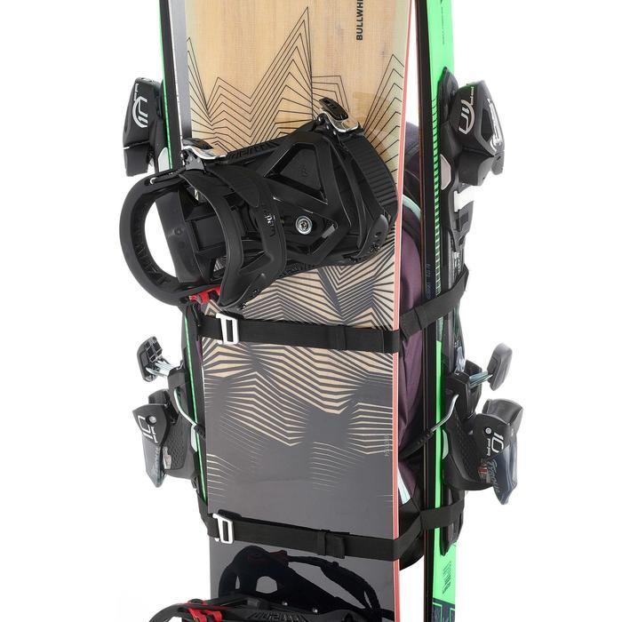 Sac à dos de ski reverse fs 500 violet