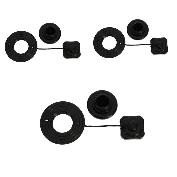 3 VALVES POUR KAYAK GONFLABLE - 1246975