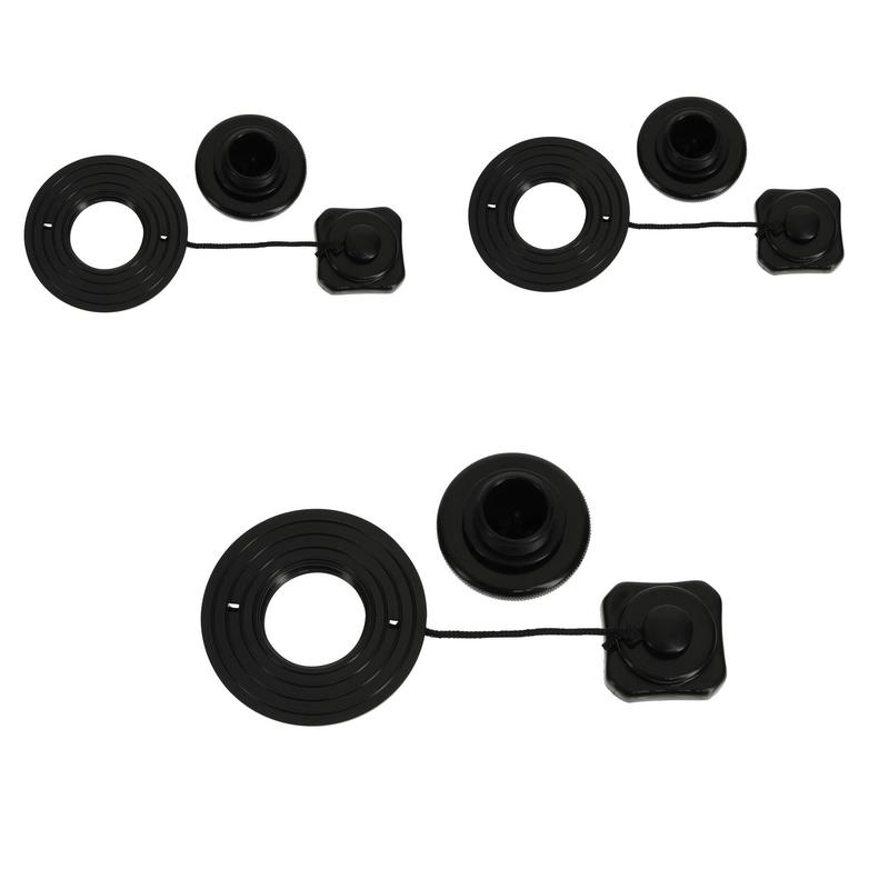 3 VALVES POUR KAYAK GONFLABLE