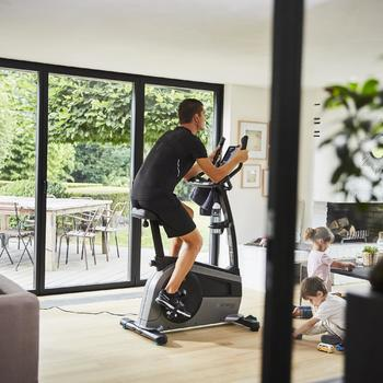 "Hometrainer E Energy, compatibel met de app ""Domyos Connected*"""