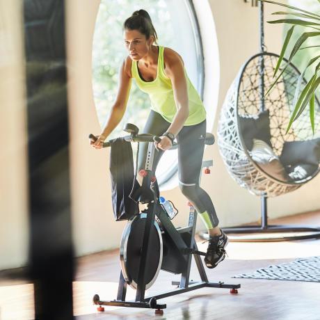 Vélo d'appartement ou biking ?