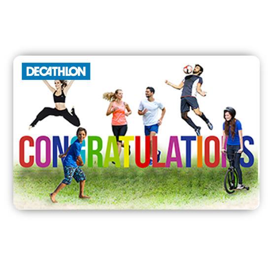 Congratulations E Gift Card - 1247079