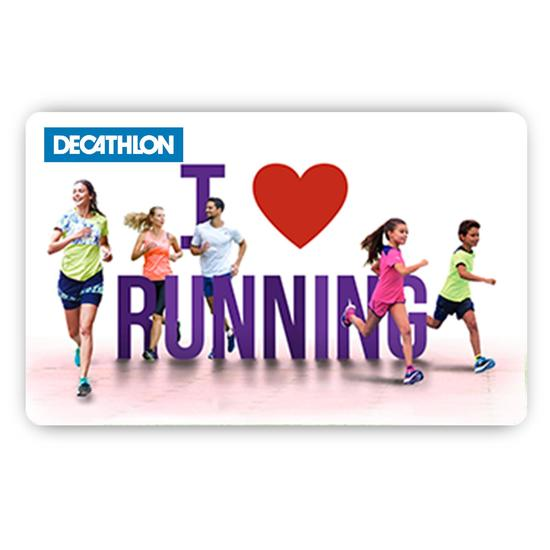 E Carte Cadeau Running - 1247083