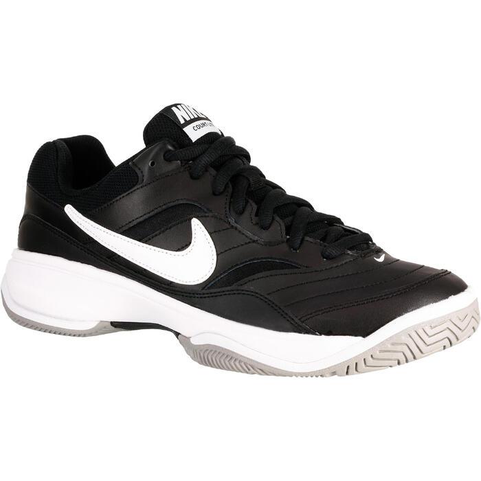 Heren tennisschoenen Nike Court Lite zwart multicourt - 1247111
