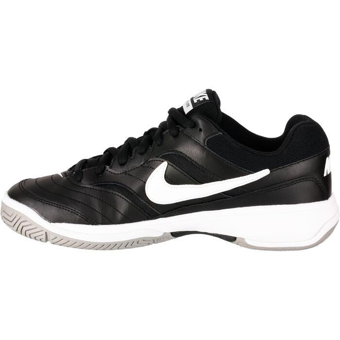 Heren tennisschoenen Nike Court Lite zwart multicourt - 1247117