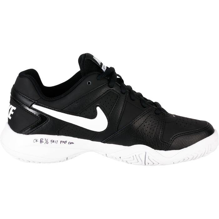 Tennisschoenen voor kinderen Nike City Court zwart