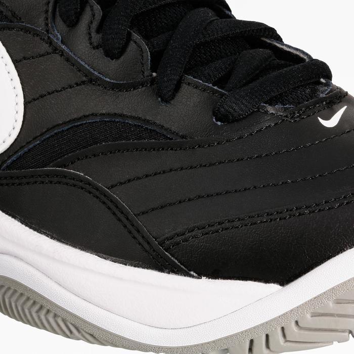 Heren tennisschoenen Nike Court Lite zwart multicourt