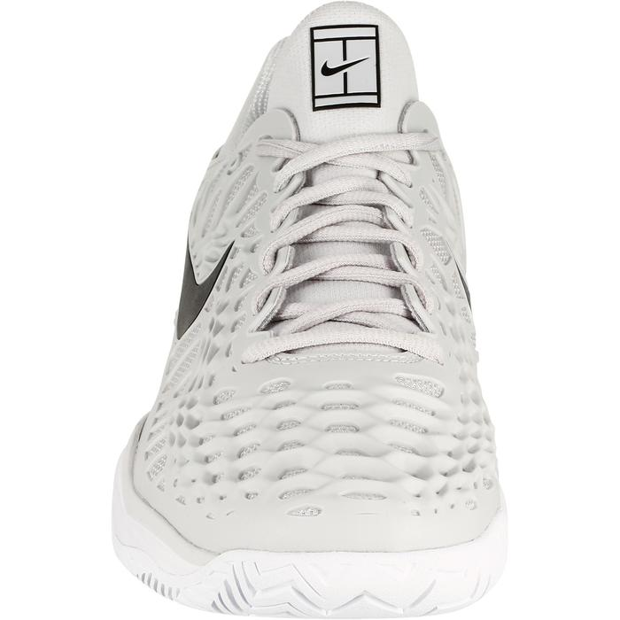 CHAUSSURES DE TENNIS HOMME ZOOM CAGE 3 GRISE - 1247136