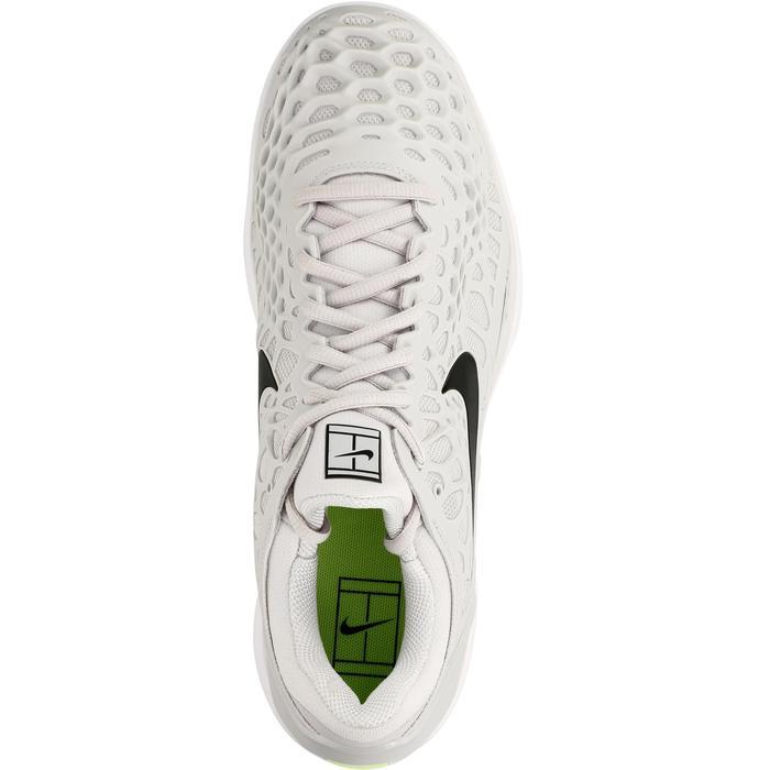 Tennisschoenen voor heren Zoom Cage 3 grijs - 1247145