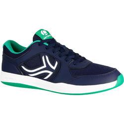 Tennisschoenen TS130 heren marineblauw