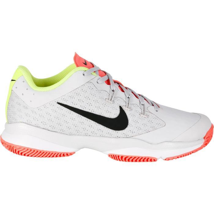 Tennisschoenen dames Zoom Ultra Volt grijs