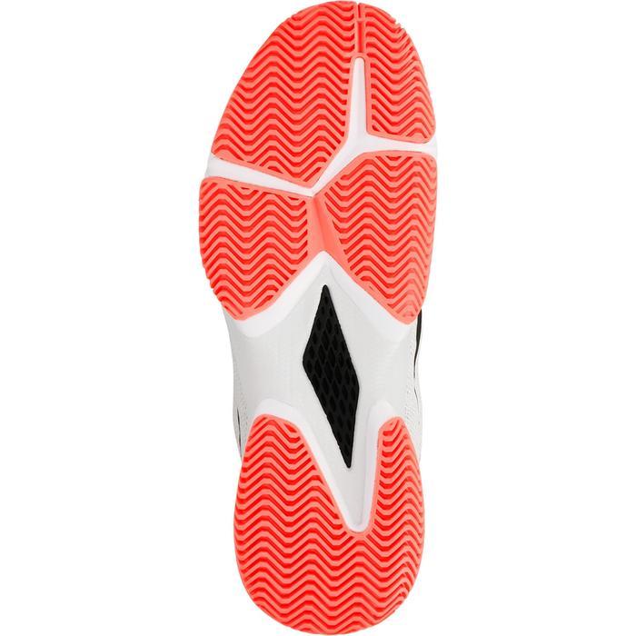 Tennisschuhe Zoom Ultra Volt Sandplatz Damen grau