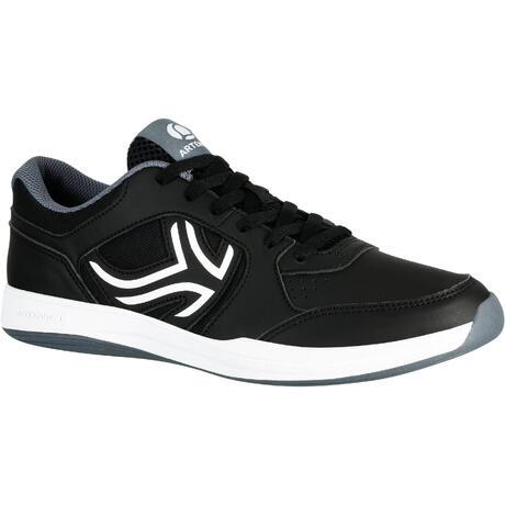 0110afd40ca4d Zapatillas de Tenis Hombre TS130 Negro Multi terreno