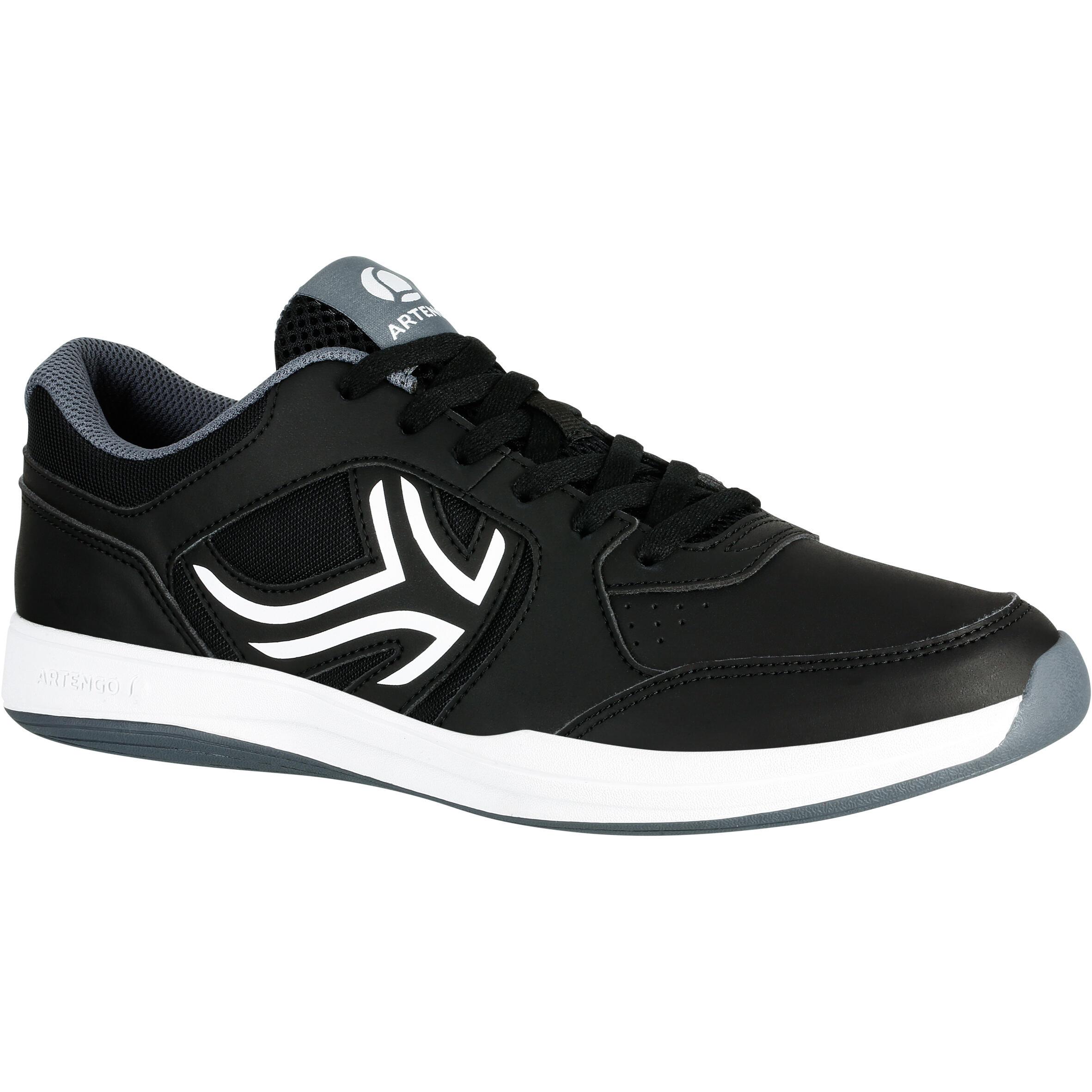 Tennisschuhe TS130 Multicourt Herren schwarz | Schuhe > Sportschuhe > Tennisschuhe | Schwarz | Artengo
