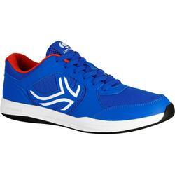 Tennisschoenen voor heren TS130 blauw multicourt