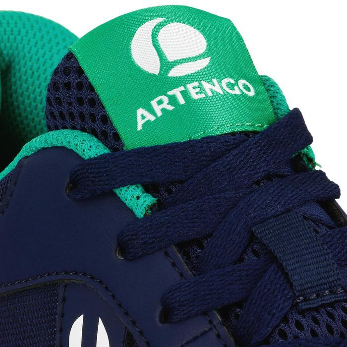 Chaussures de Tennis Homme TS130 Marine Multi Court