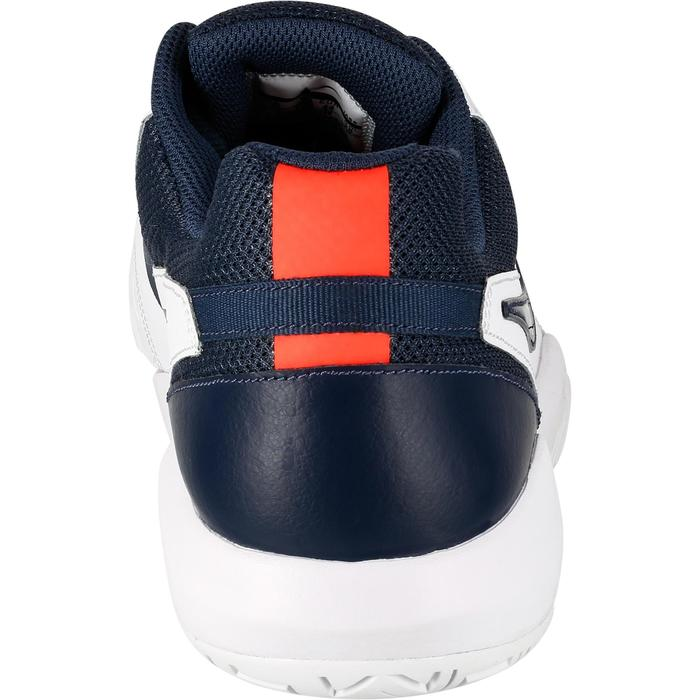 Tennisschoenen heren Zoom Resistance Thunder wit blauw roze - 1247201