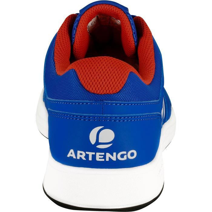 Chaussures de Tennis Homme TS130 Bleu Multi Court