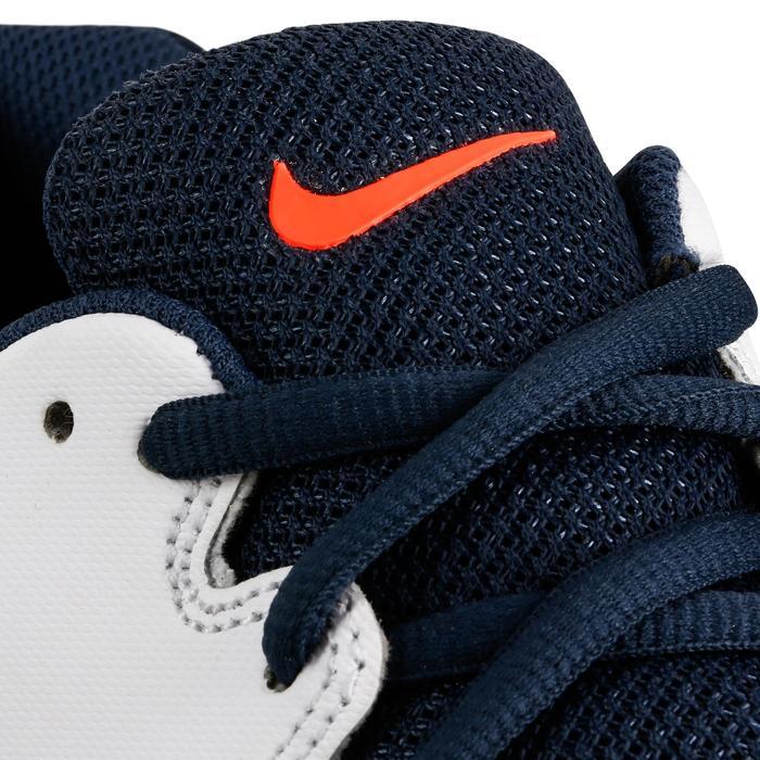Tennisschoenen heren Zoom Resistance Thunder wit blauw roze - 1247219
