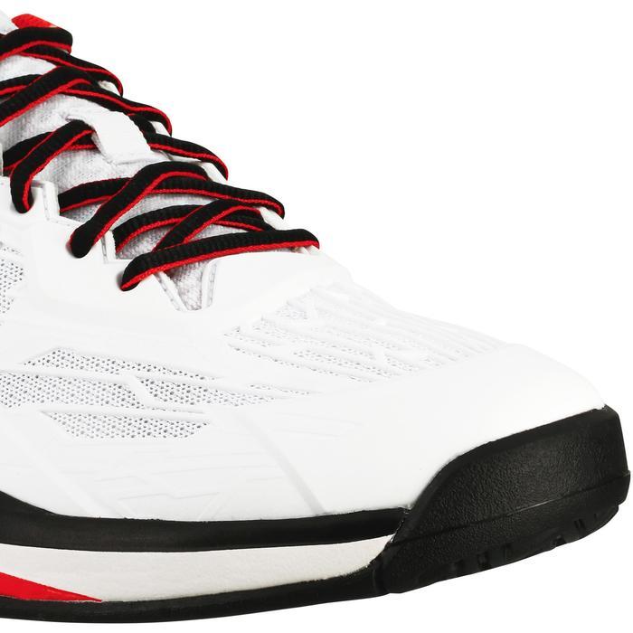 Tennisschuhe TS990 Multicourt Herren weiß