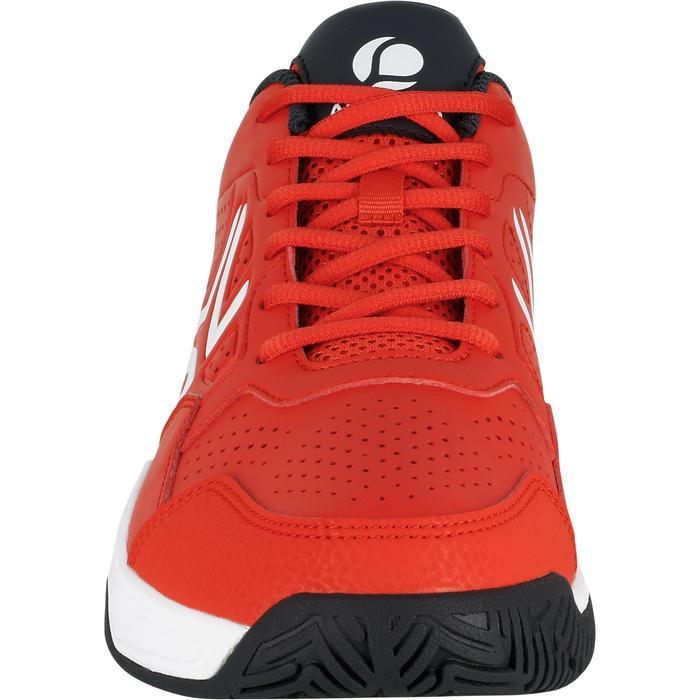 Tennisschuhe TS190 Multicourt Herren rot