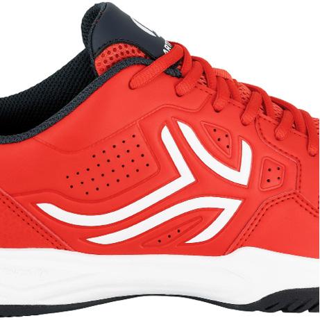 Chaussures Tennis de Homme Multi artengo Rouge Court TS190 4r4wCnTaq