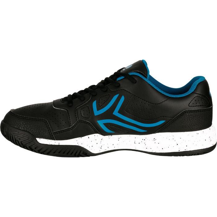 Zapatillas de Tenis Hombre TS190 Negro Multi terreno