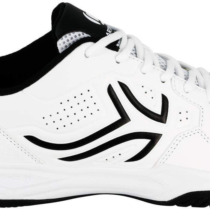 Tennisschoenen voor heren TS190 wit multicourt