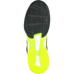 TS990 Multicourt Tennis Shoes - Black/Yellow