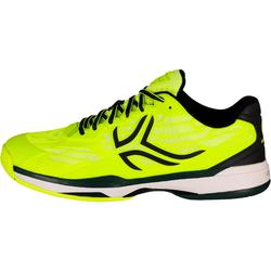 多場地適用網球鞋TS990-螢光黃