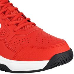 Zapatillas de Tenis Hombre TS190 Rojo Multi terreno