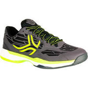 Men's Tennis Shoes TS990 - Black/Yellow
