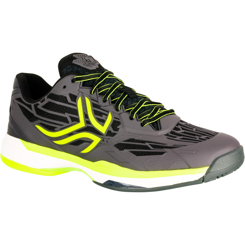 TS990 Multi-Court Tennis Shoes - Black/Yellow