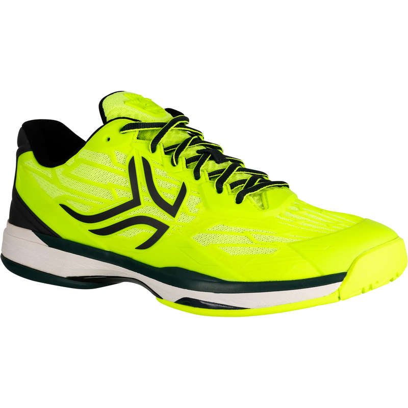 PADEL SHOES Other Racket Sports - PS 990 - Yellow ARTENGO - Other Racket Sports